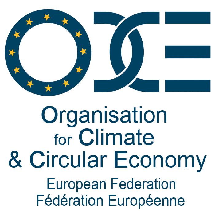 OCCE - Organisation for Climate & Circular Economy | OCCE - Organisation pour le climat et l'économie circulaire
