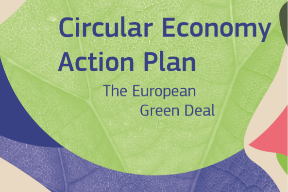 European Green New Deal : the European Commission has published the Circular Economy Action plan