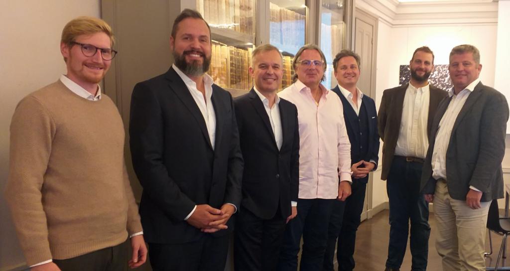 25 septembre 2020 – Nomination de Monsieur François de RUGY en qualité de Président d'Honneur de l'OCCE